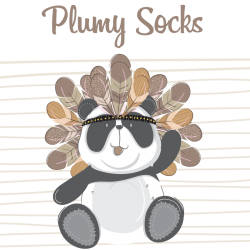 PATRON PLUMY SOCKS