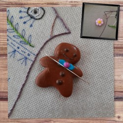 Needle minder Petit Biscuit
